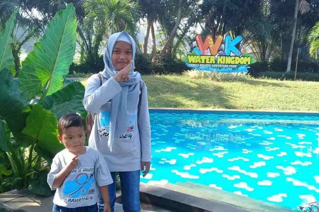 Tiket Masuk Water Kingdom